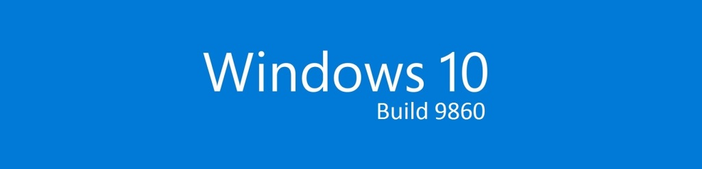 Windows 10 Build