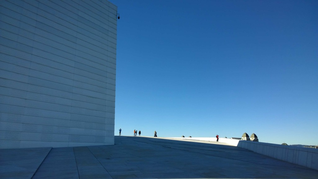 The Oslo opera house (Lumia 1020)