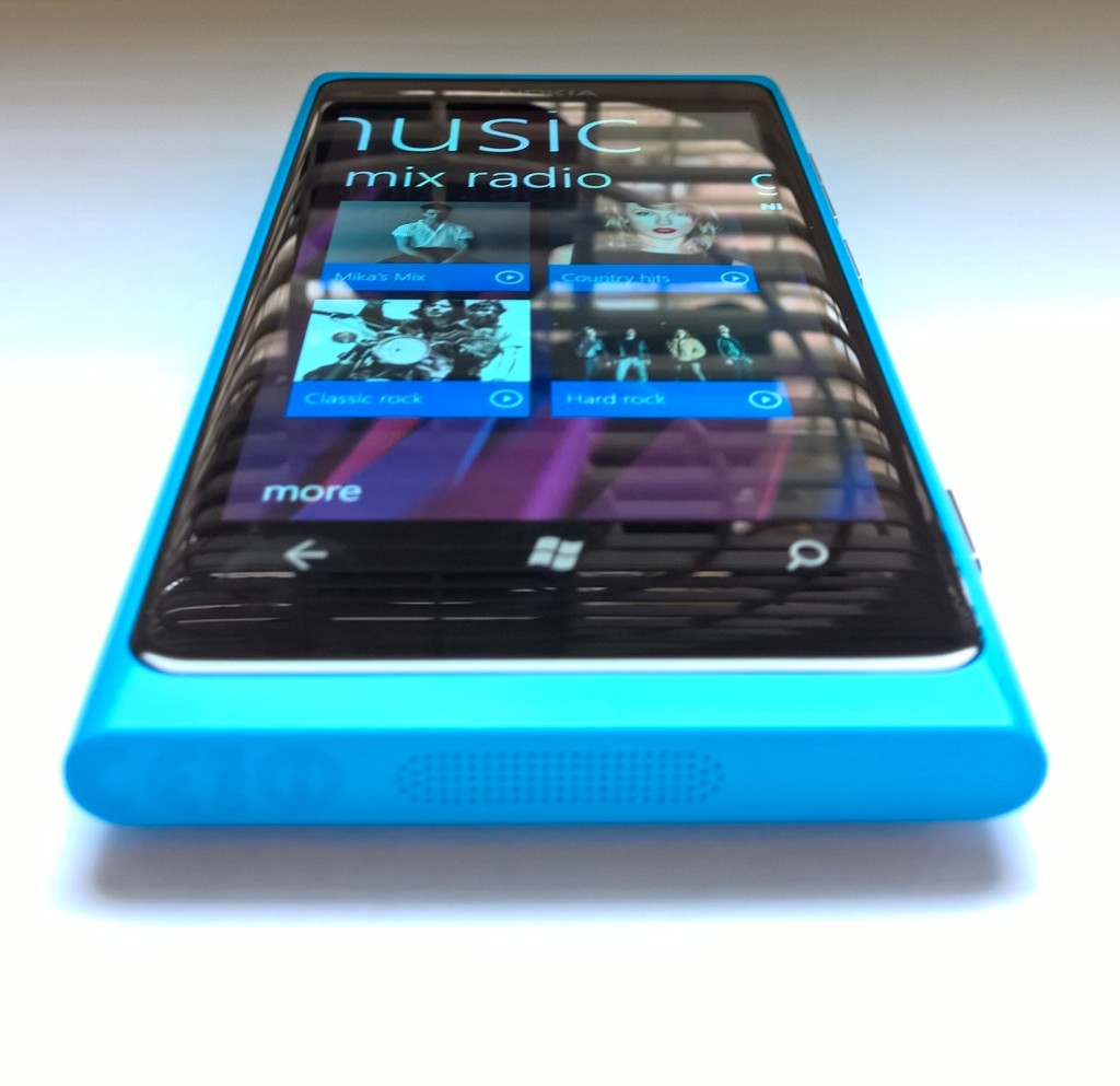 No Mixradio, but Nokia Music works almost as well