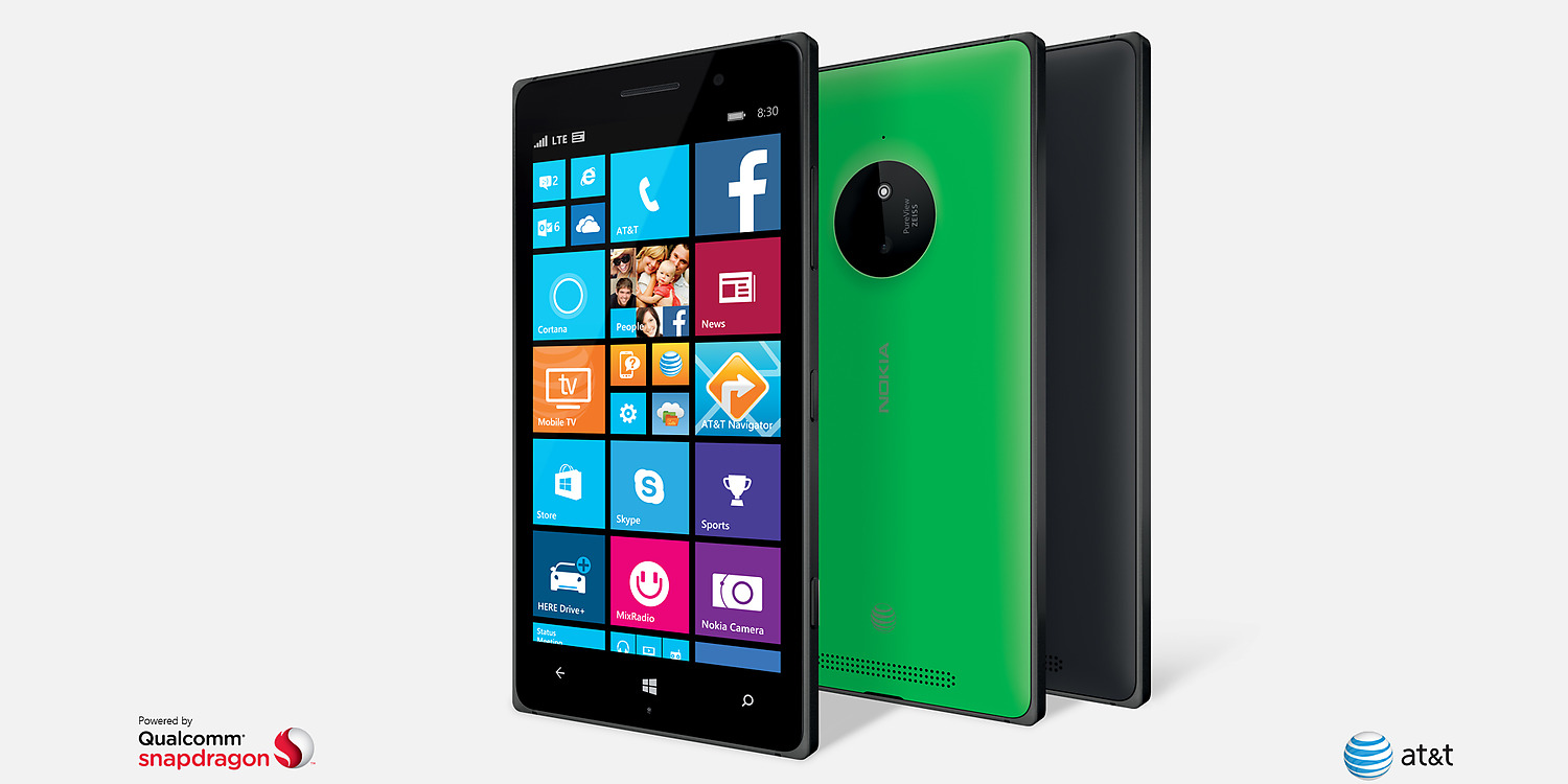 AT&T Releases Windows 8.1 Denim Update for the Lumia 830 ...