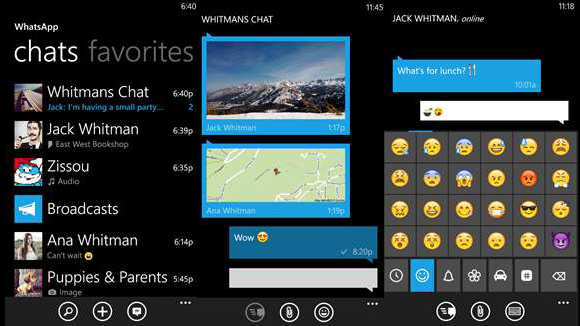 Chat Apps For Windows Mobile - Top 5: Messaging Apps for Windows Phone