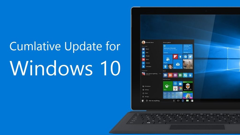 Microsoft releases Windows 10 Cumulative Update Build 14393.594 For ...