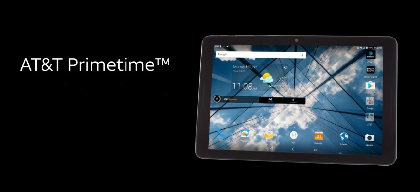 Att Com Login >> AT&T Primetime Tablet is here to Give You Nonstop Entertainment - OneTechStop