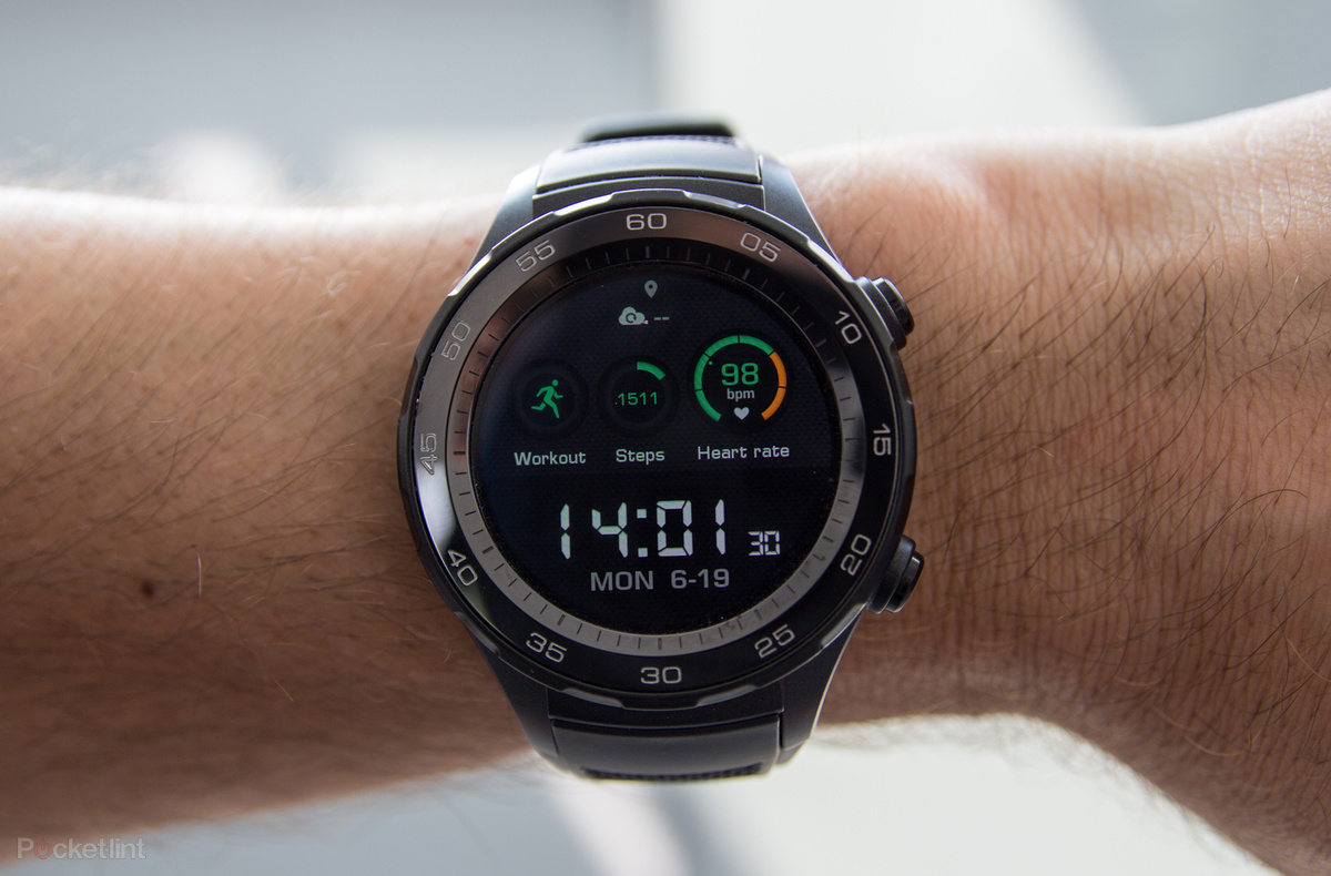Deal Get Huawei Watch 2 Sports At Just 179 Or ₹11 6k