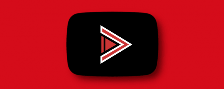 YouTube Dark Theme Logo
