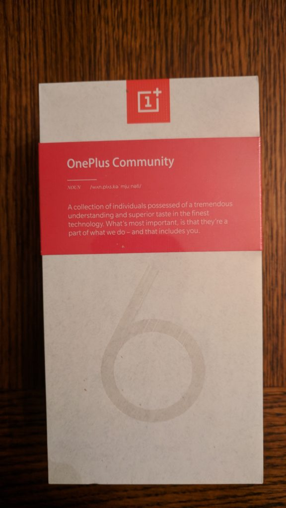 Oneplus 6t Unboxing Unboxing The New Hotness Onetechstop