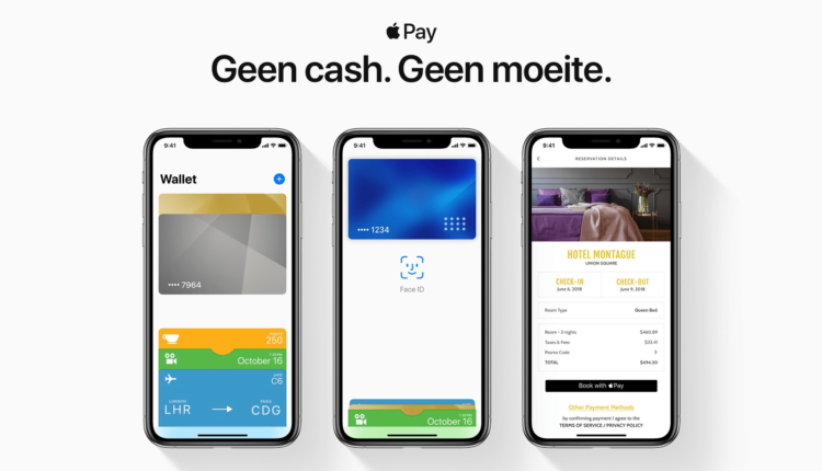 Apple Pay Belgium