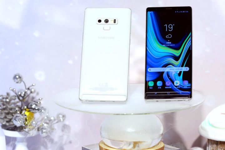 Galaxy Note 9 White