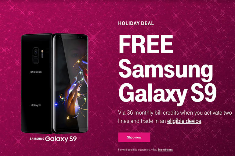 T-Mobile Black Friday Deal