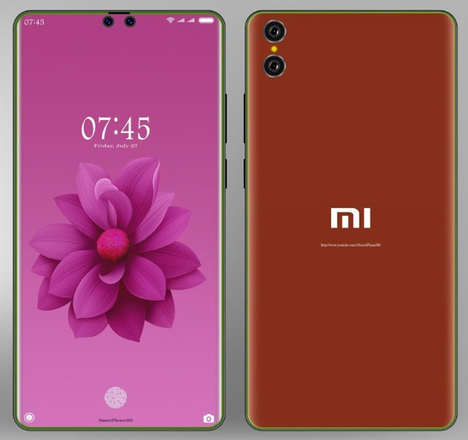 This is the Xiaomi Mi 9