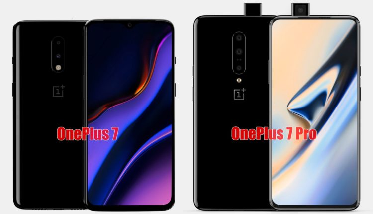 oneplus 7 and 7 pro, One Plus 7 Pro