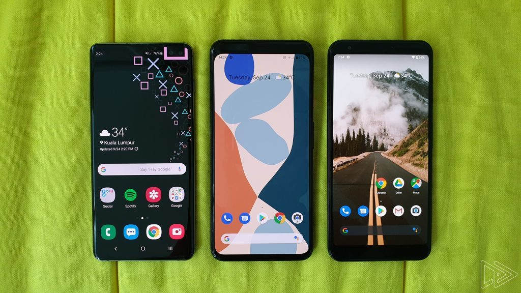 Pixel 4 Is Going To Pack Some Nice Live Wallpapers Onetechstop